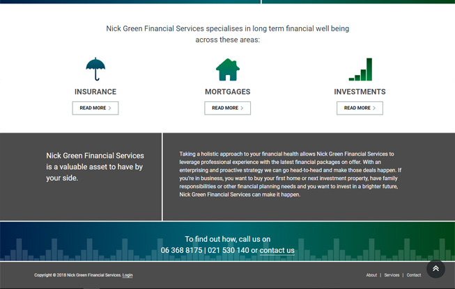 Nick Green Financial Services